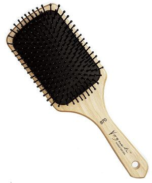 From a day of client meetings to a night on the prowl <strong>Vogueti Easy-Style 970 Paddle Brush, £7.35</strong> will keep you looking groomed and glamorous 24-7.<br />