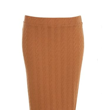 """<p>Not quite ready to start wearing trousers but want something to keep your pins warm? Then try out this cable knit pencil skirt, perfect for the office or when you are looking to smarten things up</p><p>£22, <a href=""""http://www.missselfridge.com/webapp/wcs/stores/servlet/ProductDisplay?beginIndex=0&viewAllFlag=&catalogId=33055&storeId=12554&productId=2648955&langId=-1&sort_field=Relevance&categoryId=208023&parent_categoryId=208022&pageSize=40"""" target=""""_blank""""> missselfridge.com </a></p>"""
