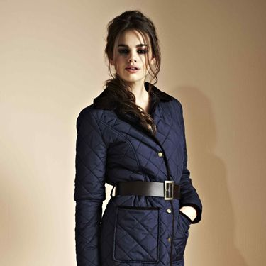 """<p>Channel country chic this season in this quilted jacket</p><p>Jamie Jacket £30, Orla Jeans £22</p><p><a href="""" http://www.boohoo.com/collections/off-duty/icat/off-duty/ """">boohoo.com</a></p>"""