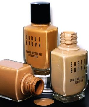 Next, choose a foundation with a silk finish, as this will take away the need for powder as well as leaving skin soft and flawless. If this is too heavy, choose one with illuminating properties as the coverage will feel lighter. The finish will be more glowy than silky, but still sexy. Bobbi Brown and Becca do a good range of foundations in a number of different finishes.  <br />