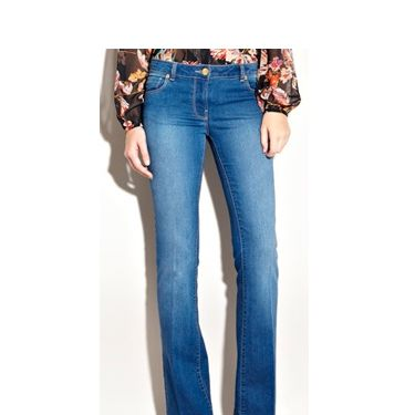 "<p>Make it casual with these washed denim flares. They will look great with a blouse and some towering wedges</p><p>£45,<a href=""  http://www.warehouse.co.uk///warehouse/fcp-product/305904#GBP