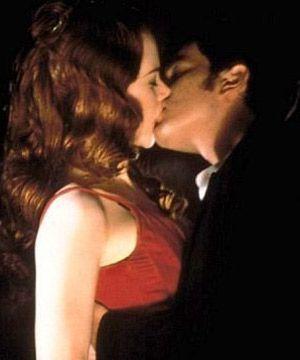 """<p>High-kicks, circus tricks and Nicole Kidman in a corset and top hat squealing: 'Naughty! Naughty!'. You'll be high on love and further than a French kiss before you can say """"Voulez-Vous couchez avec moi?""""</p><p><em>The Empire Clincher:</em> The bewitching Elephant Love medley</p>"""