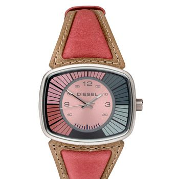 """<strong>Winner: </strong><a target=""""_blank"""" href=""""http://www.hsamuel.co.uk"""">HSamuel.co.uk</a><br /><br /><strong>Diesel Ladies' Rainbow Dial Leather Strap Watch £89.99</strong><br /><br />"""