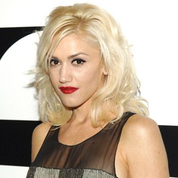 Gwen's hair hue is an inspiration to us all.  <br />