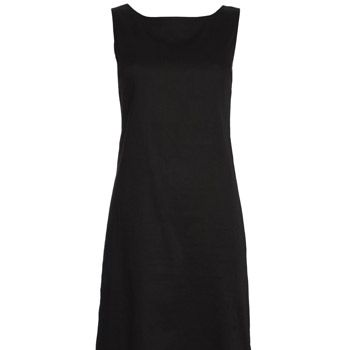 "<strong>Winner:</strong> <a target=""_blank"" href=""http://www.peopletree.co.uk"">Peopletree.co.uk</a><br /><br /><strong>Black pleated shirt dress £85 </strong><br /><br />"