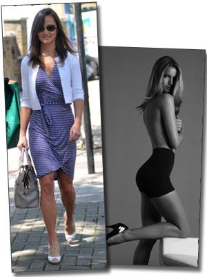 """It's pretty hard to upstage a Royal Bride, but Pippa – who always looks fabulously shapely - very nearly did that when she sashayed down the aisle after her sister. Be honest, who didn't sigh enviously at that figure? Get the look with these brilliant figure-enhancing Short Boxer. </p> <p><a href=""""http://www.lasenza.co.uk/knickers/shape_wear/shape_wear_knickers.htm"""" target=""""_blank""""><em>La Senza Short Boxer, £16<br /> </em></a></p>"""