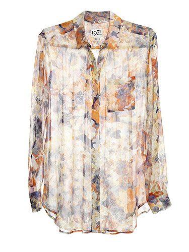 "<p>£125, <a href=""http://www.reissonline.com/shop/womens/shirts/tux/orange/"">Reiss A/W 2011</a></p>"