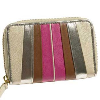 """<strong>Winner:</strong> <a target=""""_blank"""" href=""""http://www.debenhams.com"""">www.debenhams.com</a><br /><br /><strong>Butterfly by Matthew Williamson Gold Striped Zip Around Purse £15.00</strong><br /><br />"""