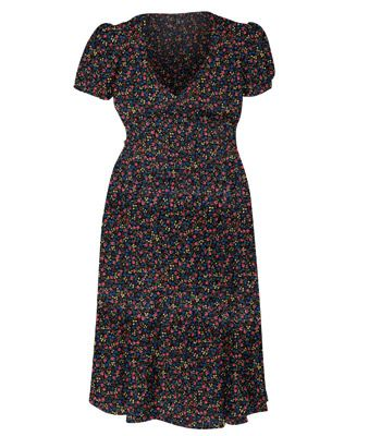 "<strong>Winner:</strong> <a href=""http://www.evans.co.uk"" target=""_blank"">www.evans.co.uk</a><br /><br /><strong>Short Sleeve Print Dress £45.00</strong><br /><br />"