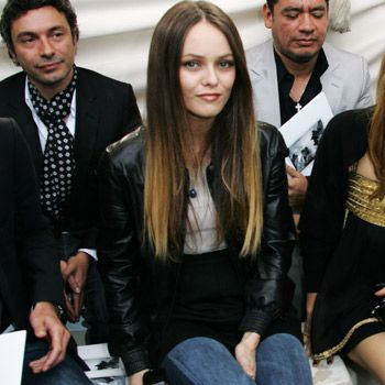 Not only is she famous for being Johnny Depp's girlfriend, a talented actress and singer, she's also a fashion icon. Here's her style CV to prove it...  <br />