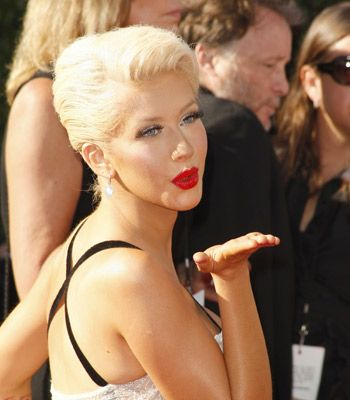 Red lips are officially red hot! From London to LA, everyone's doing it. Make way for the ladies in red…