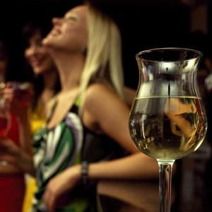 <p>Pre-date jitters? Don't be tempted to finish a bottle of wine before your date. Arriving drunk is not a good look.</p>