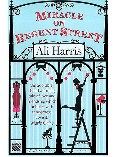 <p><strong>Ali Harris, Miracle on Regent Street (Simon & Schutser, £6.99)</strong></p>  Evie Taylor tries to prove that dreams really can come true as she attempts to save her beloved fashion department-store from permanent closure. Deciding to give it a much-needed makeover, she only has three weeks to achieve her goal. So, will she be able to save her beloved store along with her job? There's only one way to find out – by reading this heart-warming and inspirational tale. <p><strong>Amy Pearce</strong></p>