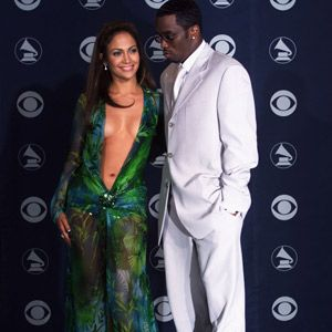 Jennifer showed the world her derrière wasn't her only eye-catching asset when she stepped out with now ex Puff Daddy in <em>that</em> iconic Versace dress. The bling King wasn't alone in being unable to take his eyes off what left little to the imagination.