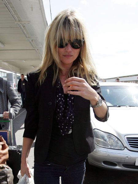 <p>Kate Moss got a £10,000 windfall from British Airways after they lost her bag in the continuing Heathrow Terminal 5 debacle</p>
