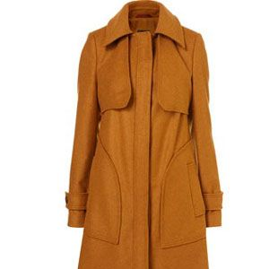 """Who needs sunny days when you've got a coat as bright as this! Topshop hasn't failed to impress us with this mustard yellow coat&#x3B; perfect for when you need cheering up on a frost Monday morning, that's for sure!<p>£120, <a href=""""http://www.topshop.com/webapp/wcs/stores/servlet/ProductDisplay?beginIndex=0&viewAllFlag=&catalogId=33057&storeId=12556&productId=3308277&langId=-1&sort_field=Relevance&categoryId=391052&parent_categoryId=203984&pageSize=20"""">Topshop</a></p>"""