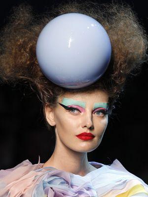 Haute Couture Makeup