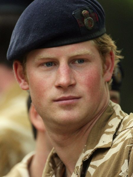 "<p>Proof that gingers can be sexy. It's impossible to find fault with this royal hottie. He looks especially tempting in his uniform; although we're sure he looks even better in the buff!  </p><p> </p><p><a href=""/men/100-men-we-love/special""> </a><a href=""/men/100-men-we-love/special"">Back to 100 Men we love!</a><br /></p>"