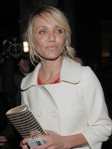 <p>Cameron Diaz has been busy this week; first she was linked with P Diddy then she was rumoured to be involved with Jennifer Aniston's ex, Paul Sculfor. She's certainly enjoying the single life</p>