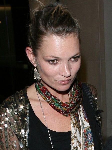 <p>Kate Moss loses her lucrative modeling contract with Agent Provocateur. She's replaced with new model Alice Dellal, who we're sure we'll be seeing more of in the future </p>