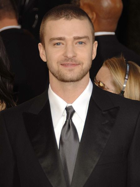 Only JT's award winning look at the Oscars could avert our attention away from the red carpet gowns  <br />