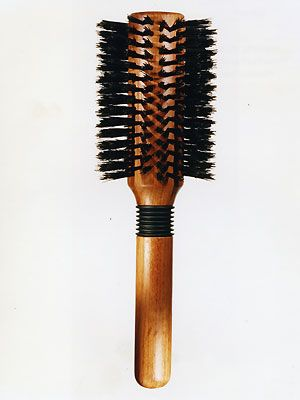 "Another household object that doubles as a surprisingly good sex toy. A hairbrush can be used to get his and your nerve endings standing to attention before you launch into actually touching each other, skin on skin. ""Get naked, and very gently brush his body,"" says Green. ""Start with his arms, shoulders, chest, then work your way up from his feet, legs. Then finally work on his abdomen and thighs, finishing on his testicles. This gets every square inch of his skin excited, so that when you throw the hairbrush across the room and explore his body with your fingers, tongue and lips, he'll explode with pleasure."" But not before he does the same for you!"