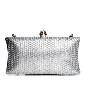 """<p>The perfect bag for the party season, this clutch works well with any outfit and brings a bit a sparkle to the simplest of gowns. Get it in gold, black and silver</p><p><a href=""""http://www.boohoo.com/restofworld/collections/sequins/icat/sequins/"""" target=""""_blank"""">boohoo.com</a></p>"""