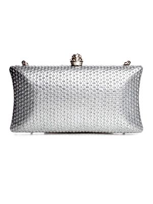 "<p>The perfect bag for the party season, this clutch works well with any outfit and brings a bit a sparkle to the simplest of gowns. Get it in gold, black and silver</p>  <p><a href=""http://www.boohoo.com/restofworld/collections/sequins/icat/sequins/"" target=""_blank"">boohoo.com</a></p>"