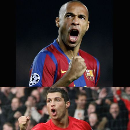<p>Getting fired up on the pitch, but which striker gets you excited?</p>