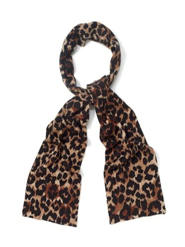 """<p>Give your mum the gift of high fashion with this on-trend animal print scarf; warm enough to keep her snug during the icy days to come, but glamorous enough for a night out on the town, this is the perfect addition to her Christmas stocking!</p> <p>£49, <a href=""""http://www.hobbs.co.uk/index.cfm?page=1017&productid=0211-1648-255500&productvarid=0211-1648-255500&refpage=1153"""">Hobbs</a></p>"""