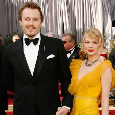 """<p>Michelle Williams, his former fiancé and the mother of his daughter, described him as """"beautiful, strong and masculine"""" and we can see exactly what she meant</p>"""