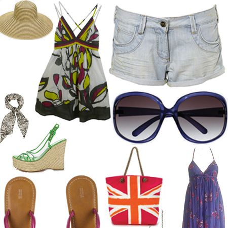 <p> <br />Stop the panic planning and rest assured you'll look hot on your hols with our pick of the summer styles to make up your perfect capsule wardrobe.</p>    <p> <br />From versatile vests, to transitional dresses&#x3B; you'll achieve poolside glam without paying for any excess luggage</p>