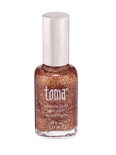 "<p>Toma nail polish is one of the most dazzling polishes we've tried - like a rave on your fingertips! One coat is enough but add two for double the wow-factor - you'll catch everyone's eyes guaranteed </p> <p>£7.25, <a href=""http://www.madbeauty.com/index.php?main_page=product_info&cPath=46_52&products_id=1082"" target=""_blank"">madbeauty.com</a></p>"