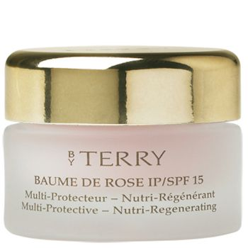 "<p><strong>By Terry Baume De Rose</strong>, £30, is officially the beauty editor's fave lip balm - they ALL use it!</p>  <p> </p>  <p>Get the cult classic for yourself - it's SPF 15, anti ageing and smells divine</p>  <p> </p>  Available at <a target=""_blank"" href=""http://www.spacenk.co.uk/ProductDetails.aspx?pid=0247%2F8387%2F10009%2F&cid=B0247&language=en-GB "">Space NK</a>"