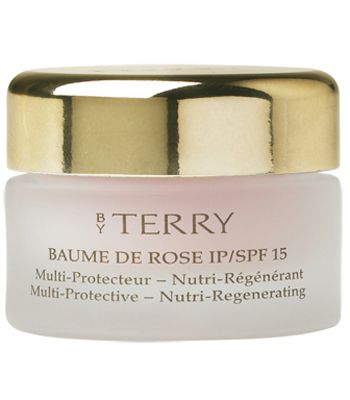 """<p><strong>By Terry Baume De Rose</strong>, £30, is officially the beauty editor's fave lip balm - they ALL use it!</p>  <p> </p>  <p>Get the cult classic for yourself - it's SPF 15, anti ageing and smells divine</p>  <p> </p>  Available at <a target=""""_blank"""" href=""""http://www.spacenk.co.uk/ProductDetails.aspx?pid=0247%2F8387%2F10009%2F&cid=B0247&language=en-GB """">Space NK</a>"""