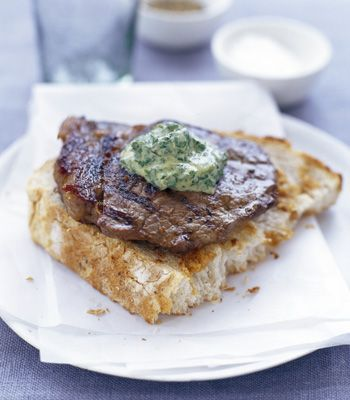 <p>Chow down on a steak if you want to hang onto your marbles, says University of Tokyo scientists. They found that steak contains key proteins which keep you quick thinking by building a healthy nervous system. A separate study by the Massachusetts Institute of Technology found that protein, especially the kind found in red meat, encourages the production of feel-good chemical, dopamine, that keeps you alert. <br /></p><p> </p><p><strong>Improve your health:</strong> Nurtures your nervous system<br /><br /></p>