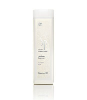 <p> </p><p>Wella System Professional Luminous Shampoo, £9.95, - part of the Tailor Made Shine range specifically for blonde and highlighted hair and voted Best Salon Product of the Year 2008.</p><p> </p><br />