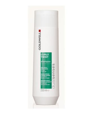 "<br />Goldwell Curly Twist Shampoo, £7.25, 01323 432100, <a target=""_blank"" href=""http://www.goldwell.com/"">www.goldwell.com</a> - Bamboo extract allows you to pander to your curls' needs in a lather of luscious cleansing for bounce and elasticity.<br />"