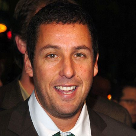 <p>The talented Mr Sandler is a Golden Globe nominated actor, producer, screenwriter and musician. Not to mention one heck of a funny bloke</p>
