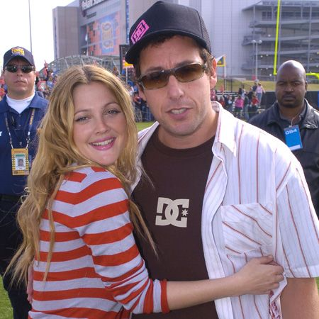 <p>The co-stars of 'The Wedding Singer' and '50 First Dates' make a perfect rom-com couple </p>
