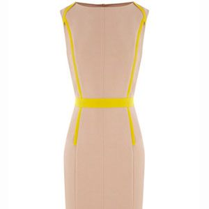 """<p>My oh my! Impress all in the workplace without trying too hard with this chic pencil dress from Oasis. We're sure your probationary period will end pretty soon after wearing this!</p><p>£65, <a href=""""http://www.oasis-stores.com/Tipped-Pencil-Dress/Dresses/oasis/fcp-product/3470076509"""">Oasis</a></p>"""