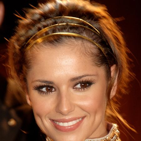 <p>Cheryl's perfectly formed lashes have certainly got the X Factor</p>