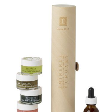 "<p>A facial detox in a tube loved by Jessica Biel? We're sold! The cute Éminence Detox Collection Tube features six natural beauty treats to scrub, moisturise, purify and soothe. You'll be back to your glamorous self in no time at all!<br />£50, <a href=""http://www.theskinsmith.co.uk/starter-kits-gift-sets-tubes-facial-detox-wooden-tube-p-356.html"" target=""_blank"">theskinsmith.co.uk</a></p>"
