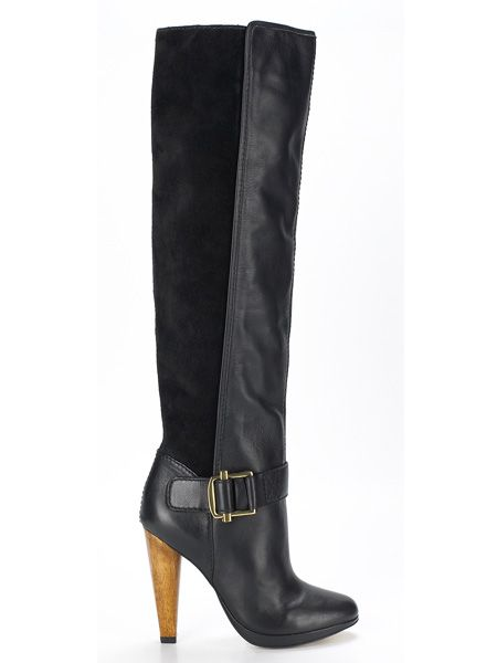 <p> </p><p>Start saving now for this season's sensational boots! Cosmo has banished the boring and hunted down the hottest knee-high boots on the highstreet. From patent to ruched and block heels to buckles, here's the fabulous footwear your feet have been waiting all summer for  <br /></p>