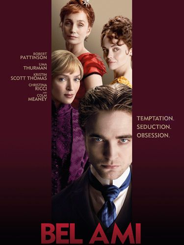 <p>We're in desperate need of a Robert Pattinson fix, so we can't wait to see the English sex muffin strut his stuff in this upcoming erotic-drama. Oh yeah, you heard us; the chaste vampire we've lusted after for so long is FINALLY appearing in a sizzlingly sexy period flick. RPattz is starring as a Parisian social climber, with a taste for powerful, intelligent and wealthy mistresses. The added talents of Christina Ricci, Uma Thurman and Kristin Scott Thomas means this one is going to be well worth the cost of a cinema ticket…</p>