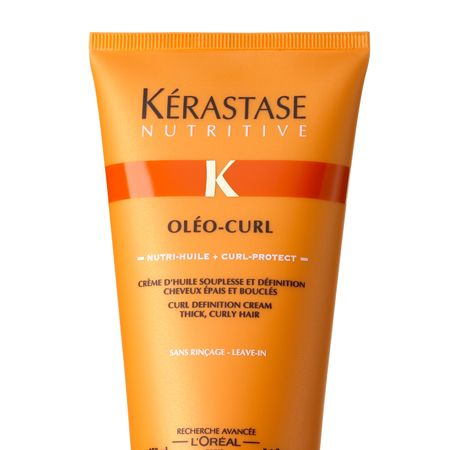 <br />Kérastase Crème d'Huile Oléo-Curl, £16.50<br />
