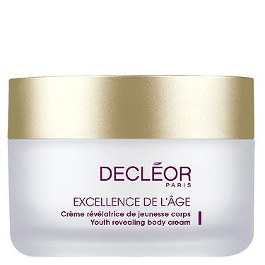 """<p>Treat your Mum to a heady cocktail of essential oils and plant extracts with this fabulous body cream from Decleor. This luxe lotion helps enhance the skin's firmness and will set your Mum on a fast-track route to visibly younger and firmer looking skin. And who doesn't want that? This one comes with a waiting list attached (it's that much in demand!) so make sure you get your name down, stat!<br /><br />Youth revealing body cream, £65, <a title=""""Decleor uk"""" href=""""http://www.decleor.co.uk/whats-new/just-arrived/excellence-de-lage-body"""" target=""""_blank"""">Decleor.co.uk</a></p>"""