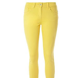 "<p>G21 super skinny jeans, £14 George at <a title=""ASDA"" href=""http://direct.asda.com/george/womens/G21/jeans-leggings/g21-super-skinny-jeans-yellow/GEM216538,default,pd.html%20"" target=""_blank"">Asda </a></p>"