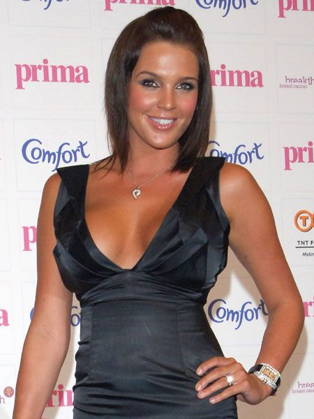 <p>Danielle Lloyd becomes engaged after only dating her fella for two months - just look at the sparkler - although the man in question, DJ Ironik, claims he's not dating anyone at all. Hmm...</p>
