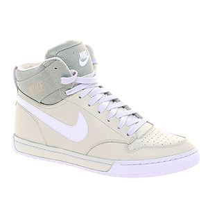 "<p>Nike Royalty hi top trainers, £67, <a title=""Asos.com"" href=""http://www.asos.com/Ash/Ash-Bowie-Wedge-Trainers/Prod/pgeproduct.aspx?iid=1904360&SearchQuery=ash&sh=0&pge=0&pgesize=-1&sort=-1&clr=White"" target=""_blank"">Asos.com</a></p>"